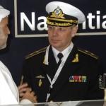 Порошенко уволил скандального командующего ВМС Гайдука