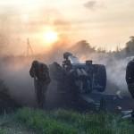 Волонтеры показали, как бойцы АТО защищают Авдеевку: видео