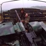 Волонтеры впервые показали уникальную разработку — автоматические пулеметные турели