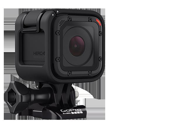 GoPro для сміливця