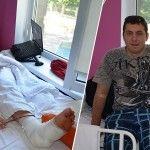 Поранений захисник Донецького аеропорту відновлюється після складної операції