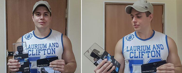 Проект «GoPro для сміливця» успішно завершено