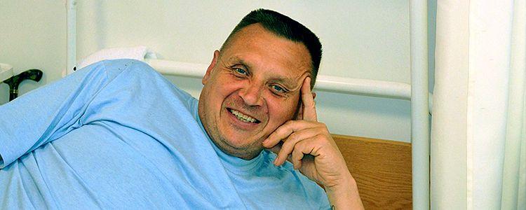 Юрій Р., 52 роки. Лікування триває | People's project