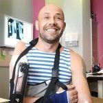 Із миру по нитці: волонтери оголосили збір коштів на операцію для тяжкотравмованого бійця АТО