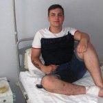 Українські біотехнологи відновили ногу 19-річному добровольцю