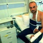 Черговий учасник проекту «Біотех-реабілітація поранених» вирушає додому