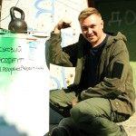 Українські морпіхи проходитимуть фізпідготовку за стандартами НАТО. Знову завдяки волонтерам