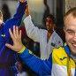 Paralympic heroes adorn walls of Olympiyska station in Kyiv