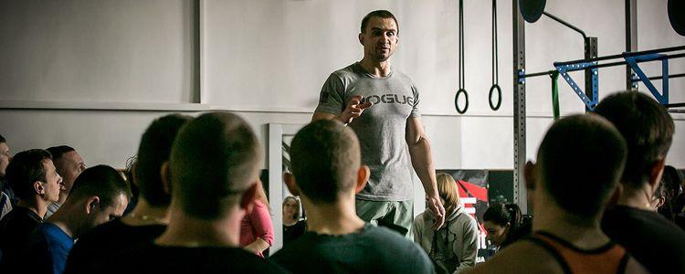 Ви – новачок у тренуваннях? Тренер з кросфіту дає поради саме для вас