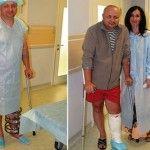 Более 7 тысяч украинцев перечислили деньги на современные биотехнологии, чтобы поставить на ноги раненого на Донбассе бойца АТО