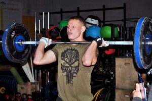 The Cross-Fit Benchmark. The grand finale of The Elite Training for Military Project | People's project