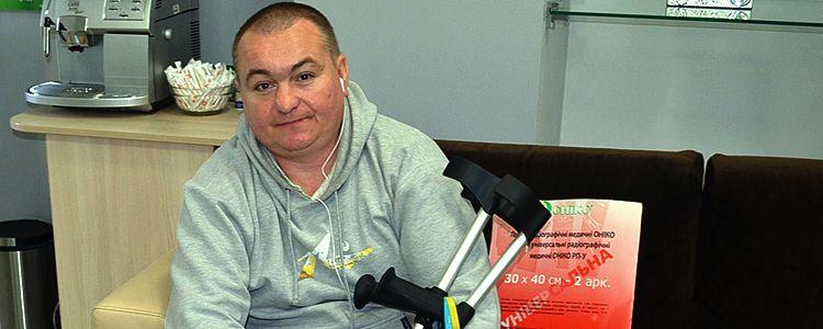 Українці Іспанії допомогли у лікуванні тяжкопораненого  бійця