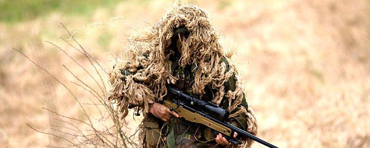 The Hero of Ukraine invites snipers to apply