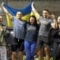 Ukrainian volunteers won the European Cross-fit Championship
