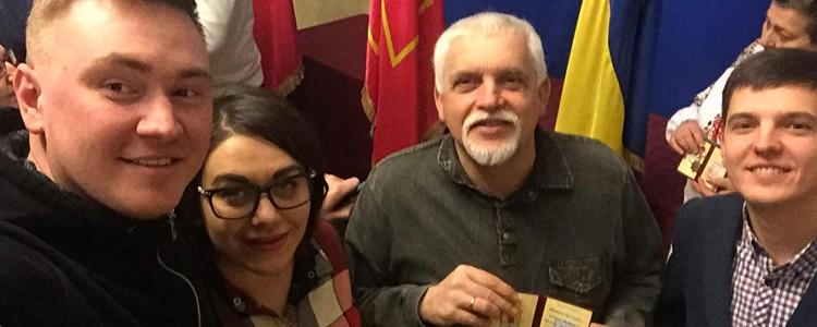 Міноборони відзначило волонтерів People's Project!