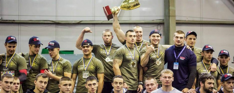 """Випускники """"Кросфіту для військових"""" перемогли на всеукраїнських змаганнях"""