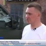 Столичні волонтери переобладнали евакуатори у військові машини для воїнів АТО