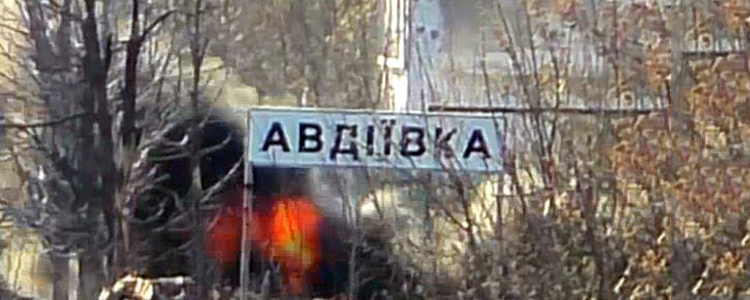 Defenders near Avdiivka require support
