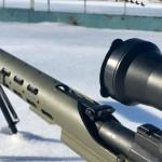 Волонтери модернізували снайперську гвинтівку для розвідника