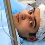 Сучасні технології: бійцю АТО зарощують дірку в нозі та рятують від інвалідності