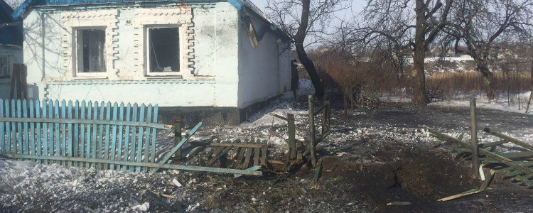 New details about shelling in Avdiivka / Photos and Video