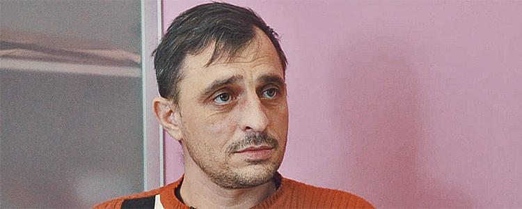 Віталій, 37 років. Лікування триває | People's project
