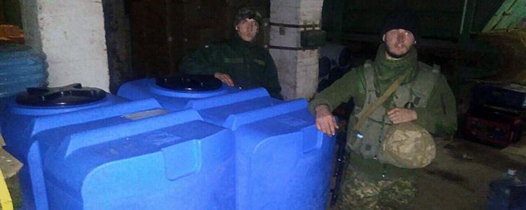 Волонтери People's Project передали під Авдіївку обладнання, яке убереже життя бійців