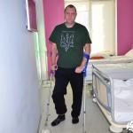 Захисникові ДАП вдалося врятувати ногу! Всупереч «охороні здоров'я»