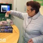 88-летняя бабушка пожертвовала тысячу гривен на лечение тяжелораненых