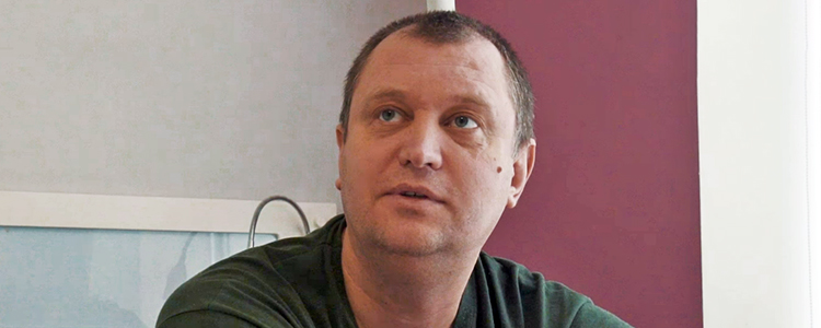 Олександр Г., 39 років. Лікування розпочато | People's project