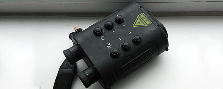 Унікальний снайперський прилад повернувся до People's Project з передової