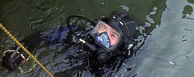 Команда водолазів поповнилася диверсантом: школа бойових плавців працює і посьогодні