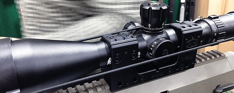 People's Project обладнали потужну гвинтівку для снайперів