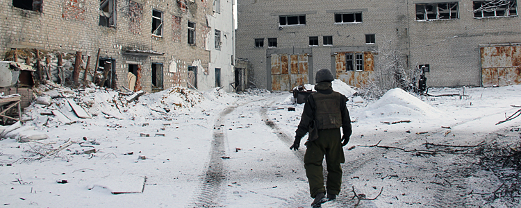 Large delivery for military in Avdiivka