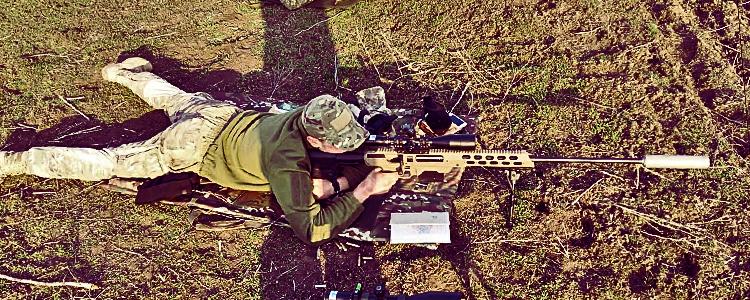Ще три: волонтери обладнали високоточні гвинтівки для снайперів