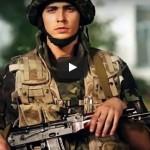 Волонтери створили ефектне відео до Дня Збройних сил України