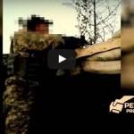 У мережі виклали відео бою з терористами в Зайцевому