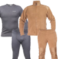 Tactical thermal underwear