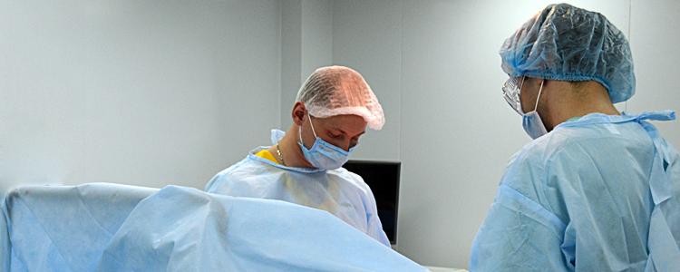 Пацієнта «Біотеху» прооперували через рік після закінчення лікування