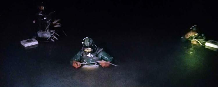 Про секрети з перших вуст: чим військові водолази займаються на глибині
