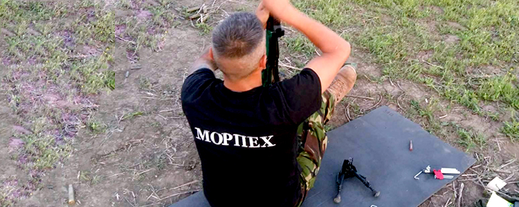 Кулеметники Морпіхів отримали потужні приціли від волонтерів