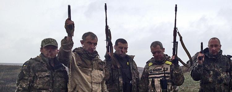Снайпери 17 ОТБр вшанували загиблих побратимів