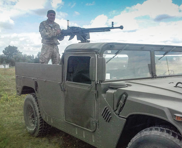 Sergiy Kod-War I