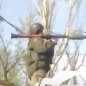 Volunteers obtain video shot during battle for Avdiivka