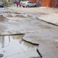 «Каратєль» взявся за ями на столичних дорогах