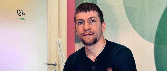 Віталій К., 26 років. Основні етапи лікування завершено. Триває реабілітація. | People's project