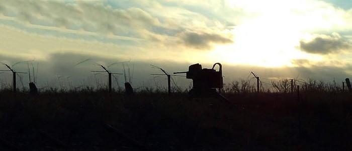 Волонтери модернізують іще одну кулеметну турель для військових