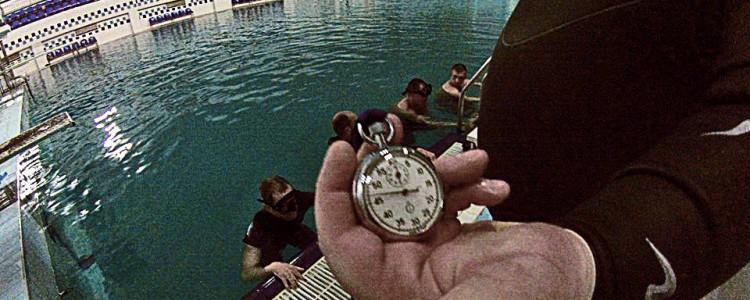 Без кисню! Військові водолази б'ють рекорди