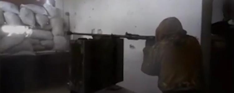 «Оце жахнуло», – легенди війни нищать терористів (ВІДЕО)