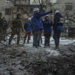 Загострення на Донбасі: Авдіївка, Донецьк після обстрілів. Живий блог